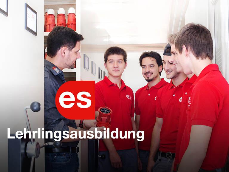 Lehrlingsausbildung / Ausbildung - Elektro Schärli AG Malters