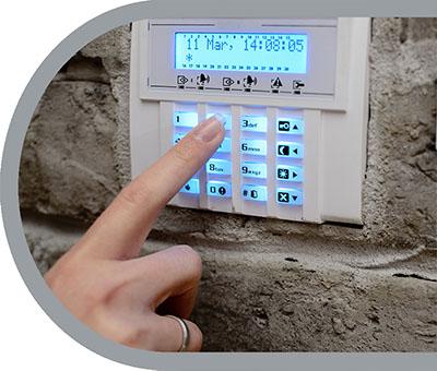 Alarmanlagen - Sicherheitssysteme für zu Hause - Elektro Schärli AG Malters Luzern